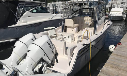 Image of Grady-White Marlin 300 for sale in United States of America for $109,999 (£85,296) Highlands, New Jersey, United States of America