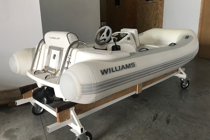 Williams TurboJet 325 Sport 100HP for sale in Croatia for £8,950