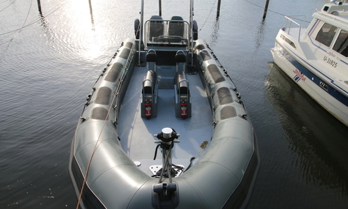 Image of Vaillant Valiant 850 Patrol chemicalpon for sale in Finland for €59,900 (£52,685) Ostsee , Finland