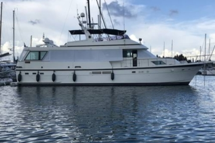Hatteras 70 for sale in Greece for €329,000 (£290,426)