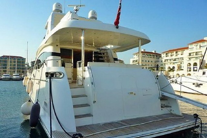 Monte Fino 76 for sale in Greece for €999,000 (£878,497)