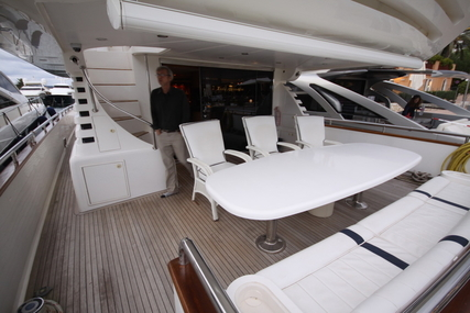 Elegance Yachts 82 S for sale in Spain for €649,000 (£570,715)
