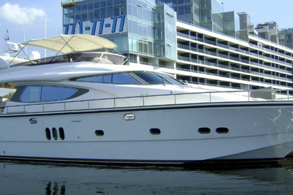 Elegance Yachts 64 Garage Stabi's for sale in Russia for €650,000 (£571,594)