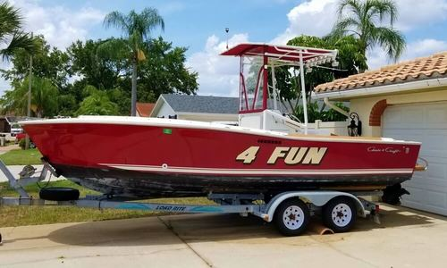 Image of Chris-Craft 214VF Scorpion for sale in United States of America for $13,000 (£10,194) Apollo Beach, Florida, United States of America