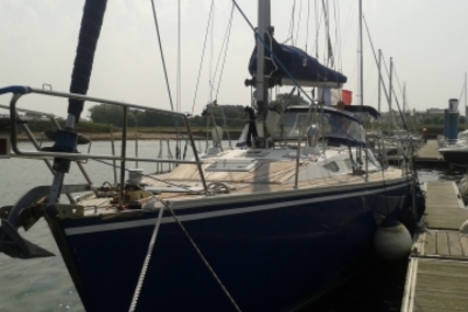 Kirie Feeling 486 for sale in France for €88,000 (£78,595)