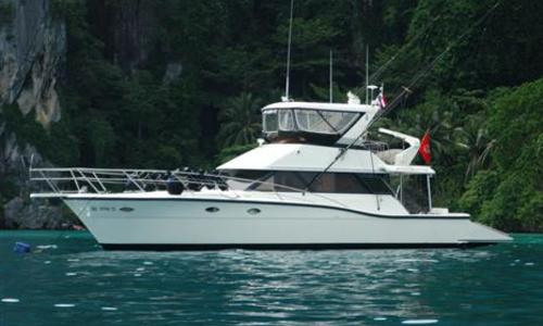 Image of Hylas 52 SF for sale in Thailand for €190,000 (£170,067) Phuket, , Thailand