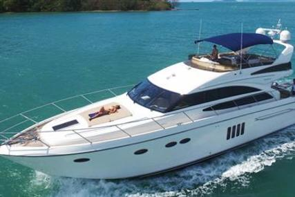 Princess 62 for sale in Thailand for £749,000