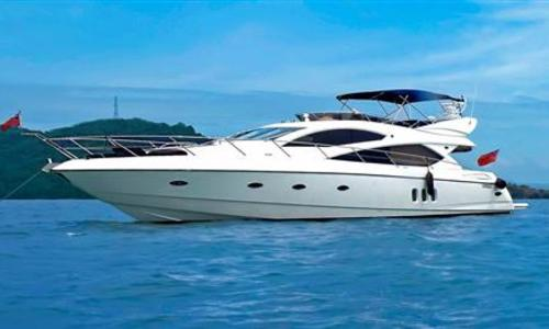 Image of Sunseeker Manhattan 60 for sale in Malaysia for $719,000 (£571,220) Penang, , Malaysia