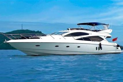 Sunseeker Manhattan 60 for sale in Malaysia for $719,000 (£551,275)