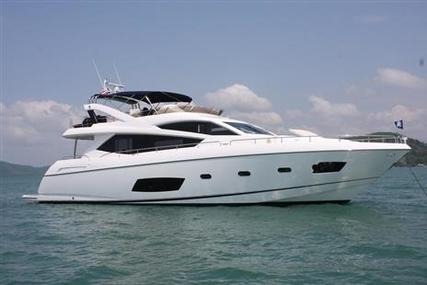 Sunseeker Manhattan 73 for sale in Thailand for $2,199,000 (£1,706,914)