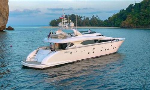 Image of FIPA ITALIANA YACHTS Maiora 31 DP for sale in Thailand for €2,450,000 (£2,192,963) Phuket, , Thailand