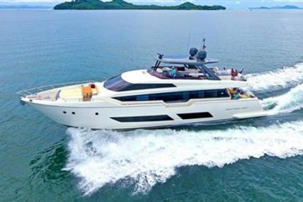 Ferretti 850 for sale in Thailand for €3,850,000 (£3,423,439)