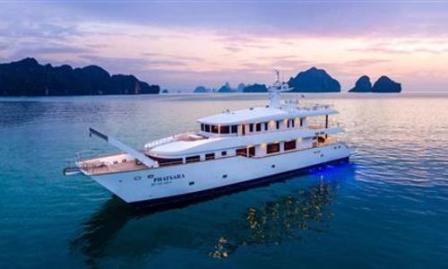 Image of Silkline International Custom Power Catamaran 37m for sale in Thailand for $3,950,000 (£3,002,889) Pran Buri, Thailand