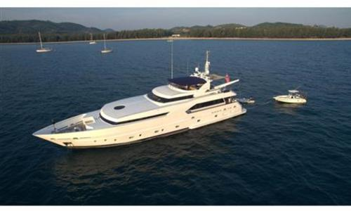 Image of Moonen 34M for sale in Thailand for $2,950,000 (£2,310,066) Phuket, , Thailand
