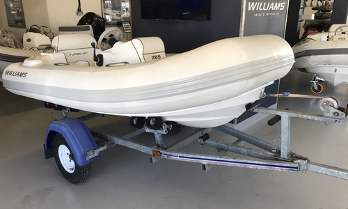 Image of Williams Turbojet 285 for sale in United Kingdom for £10,950 Boats.co., United Kingdom