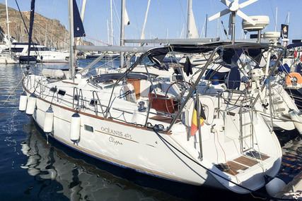Beneteau Clipper 423 for sale in Spain for €79,000 (£71,123)