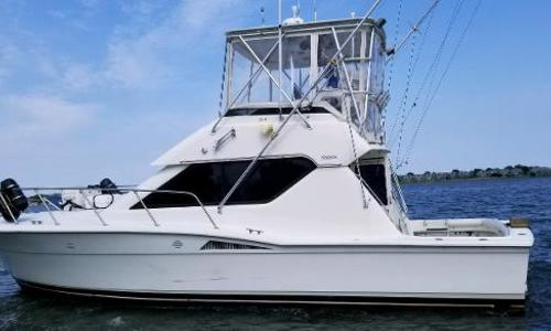 Image of Hatteras 39 Convertible for sale in United States of America for $135,000 (£108,669) Belmar, NJ, United States of America