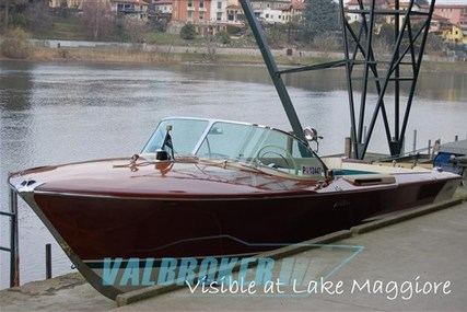 Riva Olympic for sale in Italy for €85,000 (£76,082)