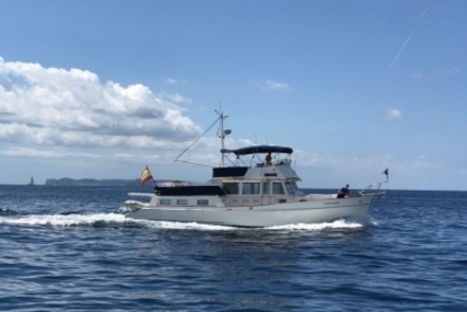 Grand Banks 46 for sale in Spain for €260,000 (£229,526)