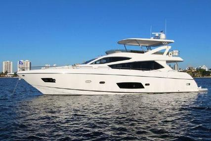Sunseeker Manhattan Fantasea for sale in United States of America for $3,349,000 (£2,636,800)