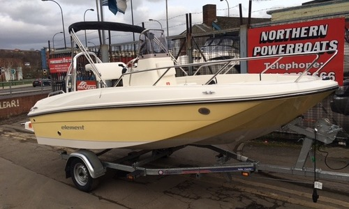 Image of Bayliner Element CC5 for sale in United Kingdom for £21,995 North East, Sheffield, United Kingdom