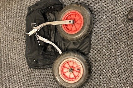 Launching wheels 2.4/4.3 for sale in United Kingdom for £60