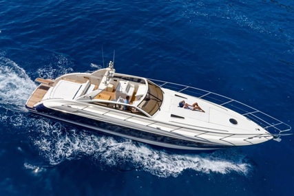 Princess V55 for sale in France for €155,000 (£136,768)