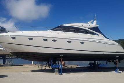 Princess V53 for sale in Croatia for €390,000 (£341,707)