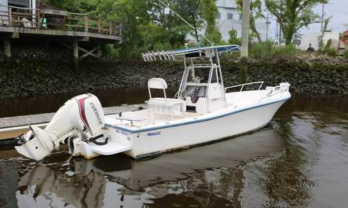 Image of Mako 232 Center Console for sale in United States of America for $39,900 (£31,624) Norwalk, Connecticut, United States of America