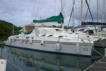 Catana 42 for sale in Guadeloupe for $195,000 (£148,481)
