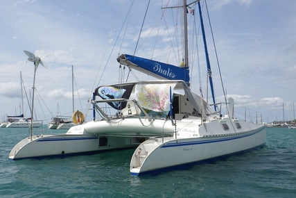 Outremer 38/43 for sale in Panama for €169,000 (£149,449)