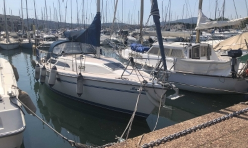 Image of Catalina CATALINA 28 MK II for sale in France for 30,000 € (26,423 £) COGOLIN, France