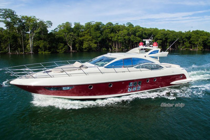 Azimut Yachts 62 S for sale in France for €469,000 (£413,085)