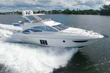 Azimut Yachts 60 for sale in France for €1,295,000 (£1,108,183)