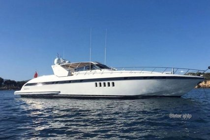 Mangusta 80 Open for sale in France for €648,000 (£582,807)