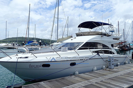 Princess 42 for sale in France for €278,000 (£248,899)