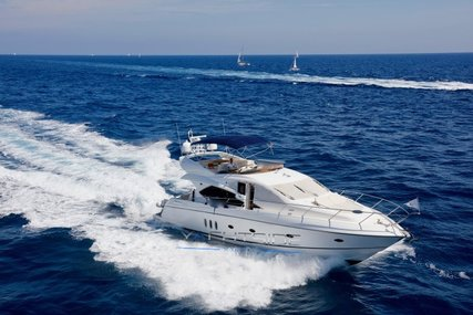 Sunseeker Manhattan 60 for sale in France for €595,000 (£530,681)