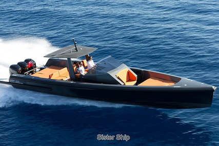 Wally Tender for sale in France for €595,000 (£523,800)