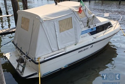 Cranchi HOLIDAY 21 for sale in Italy for €10,000 (£8,931)