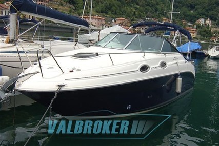 Sea Ray 255 DAE for sale in Italy for €42,000 (£37,511)