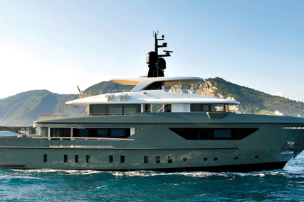 Sanlorenzo 460 Explorer - Moka for sale in Netherlands for €17,900,000 (£15,986,996)