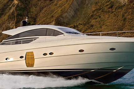 Pershing 64 for sale in Netherlands for €1,199,000 (£1,073,969)