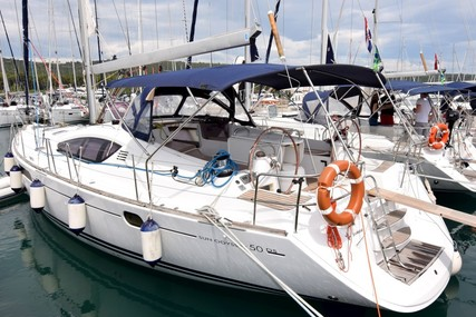 Jeanneau Sun Odyssey 50 DS for sale in Croatia for €135,000 (£121,635)