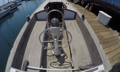 Image of William Garden 45 Yawl for sale in United States of America for $45,000 (£31,938) Wilmington, California, United States of America