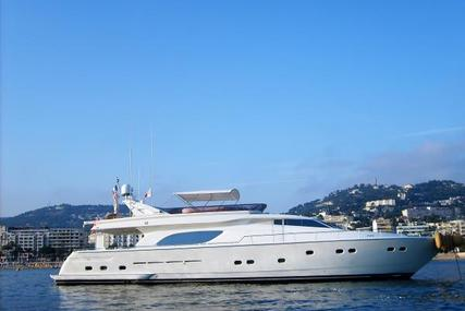 Ferretti 80 for sale in Spain for €1,000,000 (£891,393)