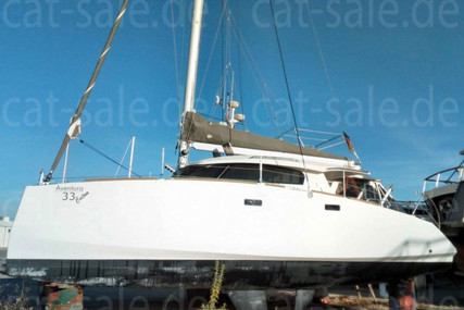 Aventura Catamarans (TN) Aventura 33 for sale in France for €100,000 (£89,750)