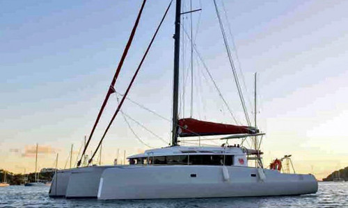 Image of NEEL Trimarans (FR) NEEL 45 for sale in  for €395,000 (£356,103) Mittelmeer,