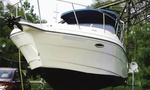 Image of Rinker Fiesta Vee 280 for sale in United States of America for $18,500 (£13,579) Portage, Indiana, United States of America