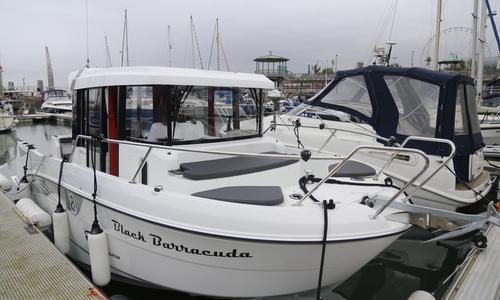 Image of Beneteau Barracuda 8 for sale in United Kingdom for £69,500 Devon, United Kingdom