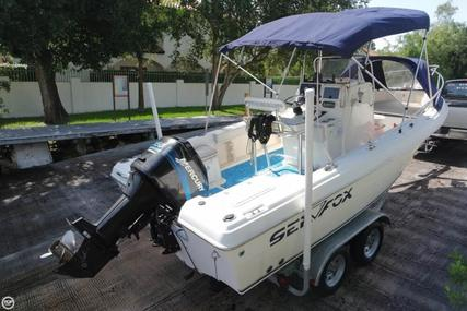 Sea Fox Commander 217 Center Console for sale in United States of America for $15,000 (£11,548)